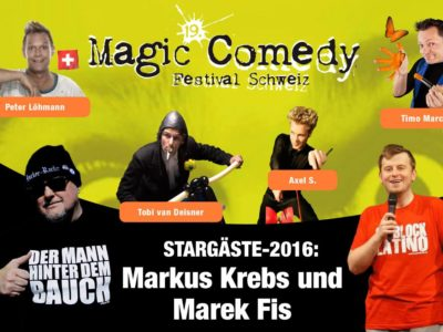 Magic Comedy Tour by Peter Löhmann