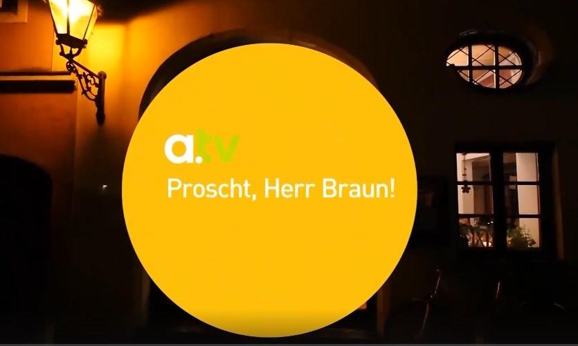 Proscht, Herr Braun!